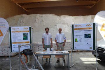 Kompetenzzentrum Kraft-Wärme-Kopplung: Teilnahme an der 5. Bamberger Energiemesse