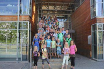 Ferientag an der Ostbayerischen Technischen Hochschule Amberg-Weiden