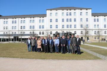 Gründung eines neuen Energieeffizienz-Netzwerks: OBEN STEIN PAPIER CHEMIE