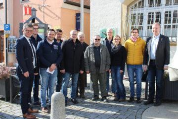 """11. Netzwerktreffen in Neunburg vorm Wald mit dem Schwerpunktthema """"Digitale Stadt"""""""