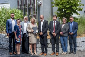 Kooperationsvereinbarung zwischen Hochschule und Kaminkehrerhandwerk Mühlbach e.V.