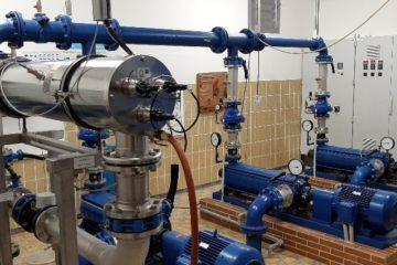 AOVE GmbH – Energieeffizienz in der Wasserversorgung