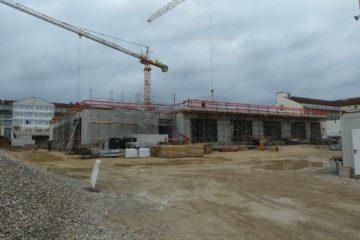 Energetische Umsetzungsbegleitung für den Neubau Klinik III in Bad Gögging
