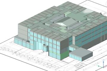 Gesamtenergiekonzept für den Neubau Klinik III in Bad Gögging