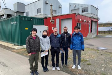 Kooperation mit Japan und China: Amberger Forscher besuchen Hokkaido University und Jiangsu University