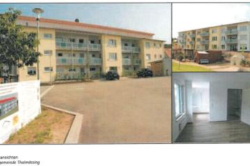Wohnen im KfW-40plus Gebäude in Thalmässing
