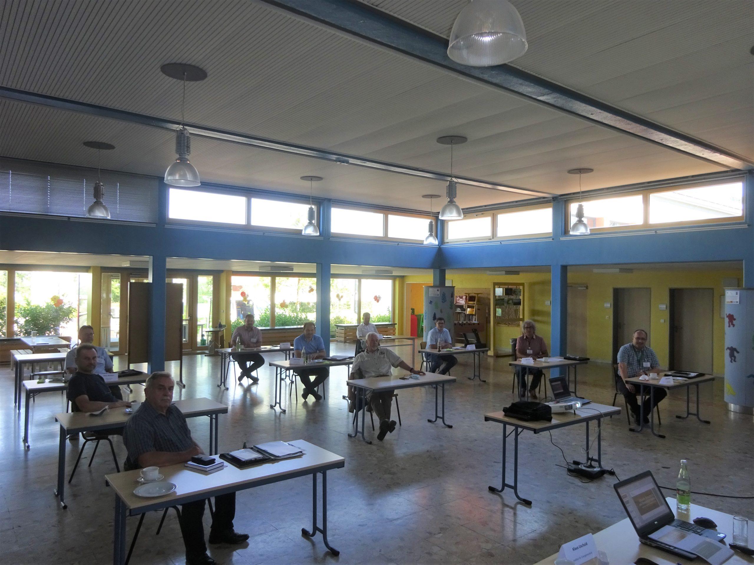 6. Energieeffizienz-Netzwerk-Treffen in Tännesberg