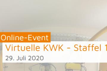 Online-Event Virtuelle KWK – Staffel 1 29. Juli 2020