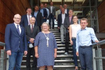 AOVE – Abschluss des interkommunalen Energiekonzeptes