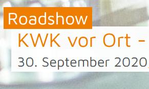 Roadshow KWK vor Ort – Hocheffiziente KWK-Anlagen für mehr Energieeffizienz