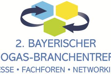 Projektteam Optibiosy am 2. Bayerischen Biogas-Branchentreff  vertreten