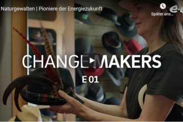 Pioniere der Energiezukunft – e.on Changemakers