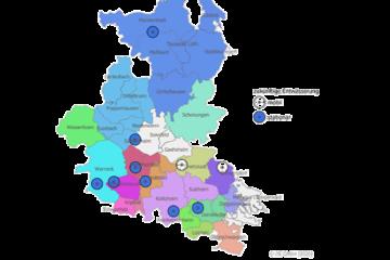 Interkommunaler Energienutzungsplan zur energetischen Klärschlammverwertung für die Kommunen im Landkreis Schweinfurt
