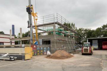 Forschungsprojekt iKUWU:  innovative Kraft-Wärme-Kopplung für den Universitätscampus Bayreuth